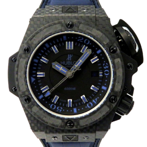 Oceanographic 4000 All Black Blue 500 Limited Edition 731.QX.1190.GR.ABB12