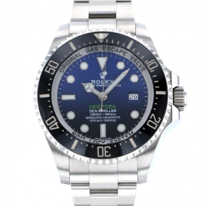 Sea-Dweller DEEPSEA D 블루 116660