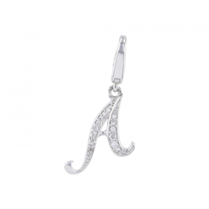Alpha Petit Initial Charm [A] [Genuine]
