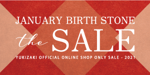 January birthstone sale
