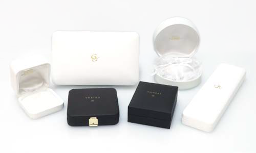 Jewelry box (external box for jewelry)
