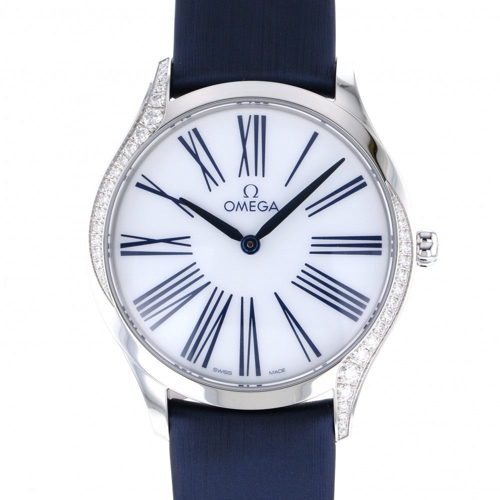 OMEGA OMEGA De Ville Tresor 428.17.36.60.04.001 New product Watch mens