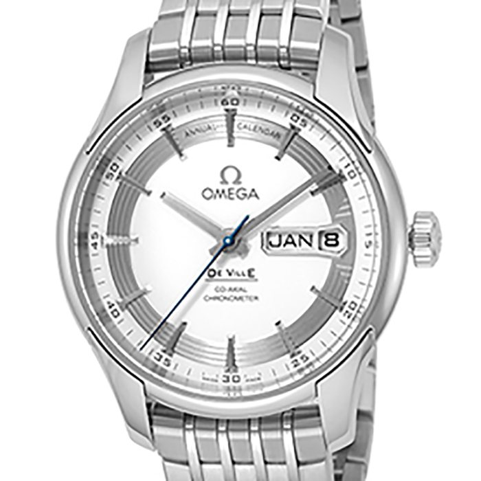 OMEGA OMEGA De Ville Hour vision Coaxial Annual calendar [WEB limited special price] 431.30.41.22.02.001 New product Watch mens