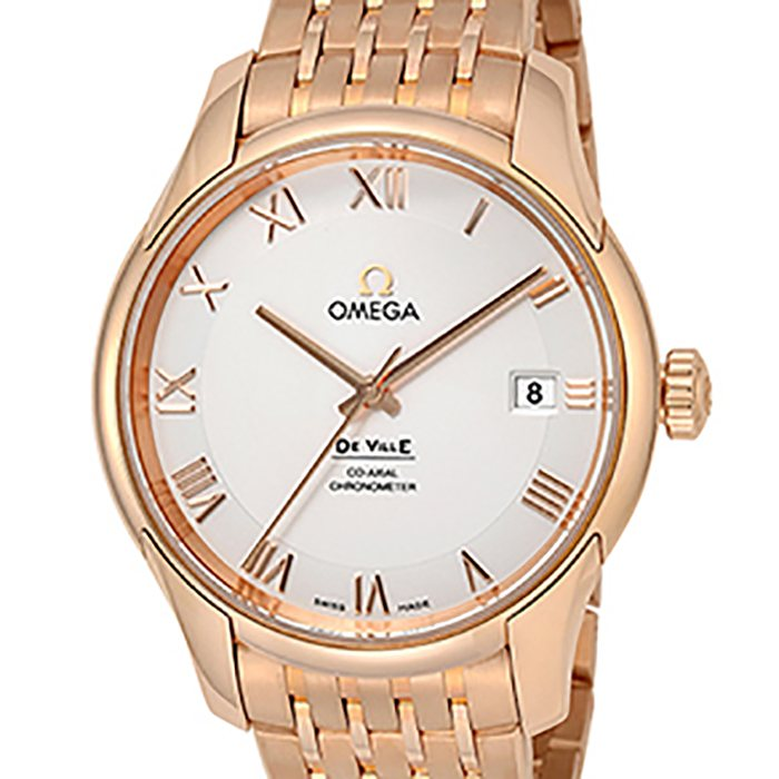 OMEGA OMEGA De Ville Co-Axial [WEB limited bargain] 431.50.41.21.02.001 New product Watch mens