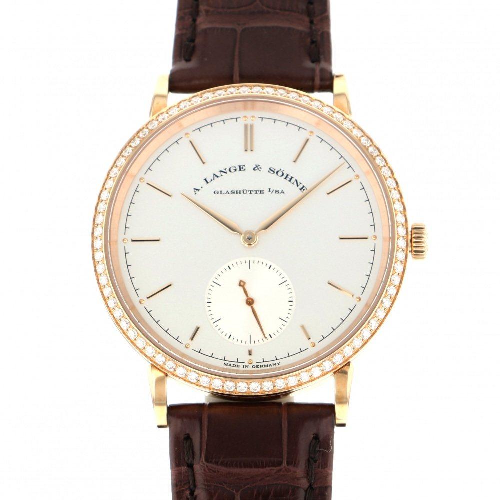Lange & Söhne A.LANGE&SOHNE Saxonia 842.032 New product Watch mens