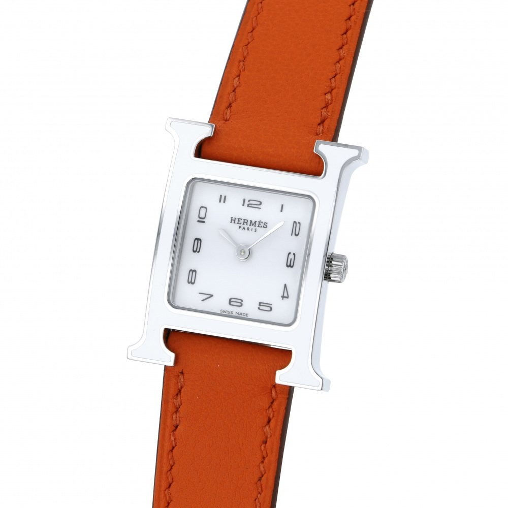 Hermes HERMES H watch HH1.220.136/WW93 New product Watch Women