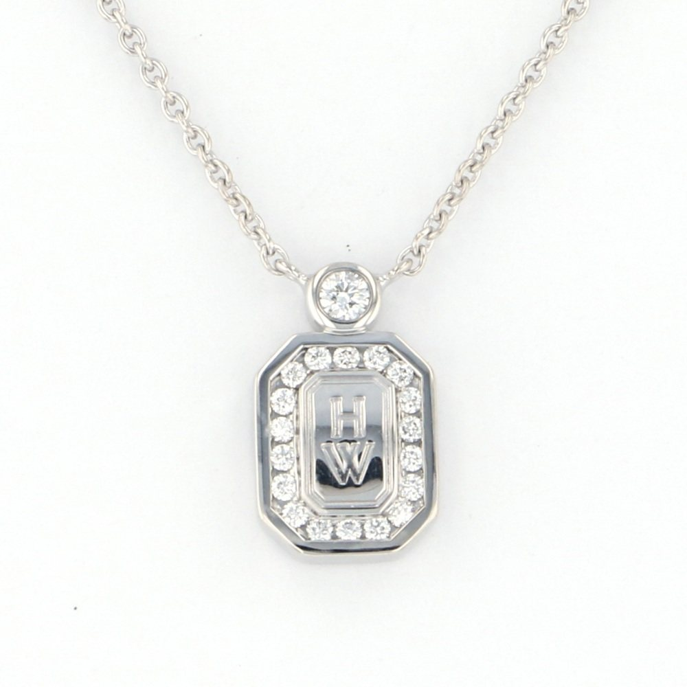 HARRY WINSTON HARRY WINSTON Necklace / pendant pendant USED jewelry