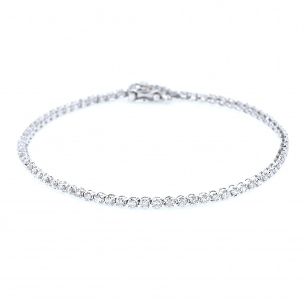 Yukizaki Select Jewelry YUKIZAKI SELECT JEWELRY bracelet White Gold diamond bracelet - New product jewelry