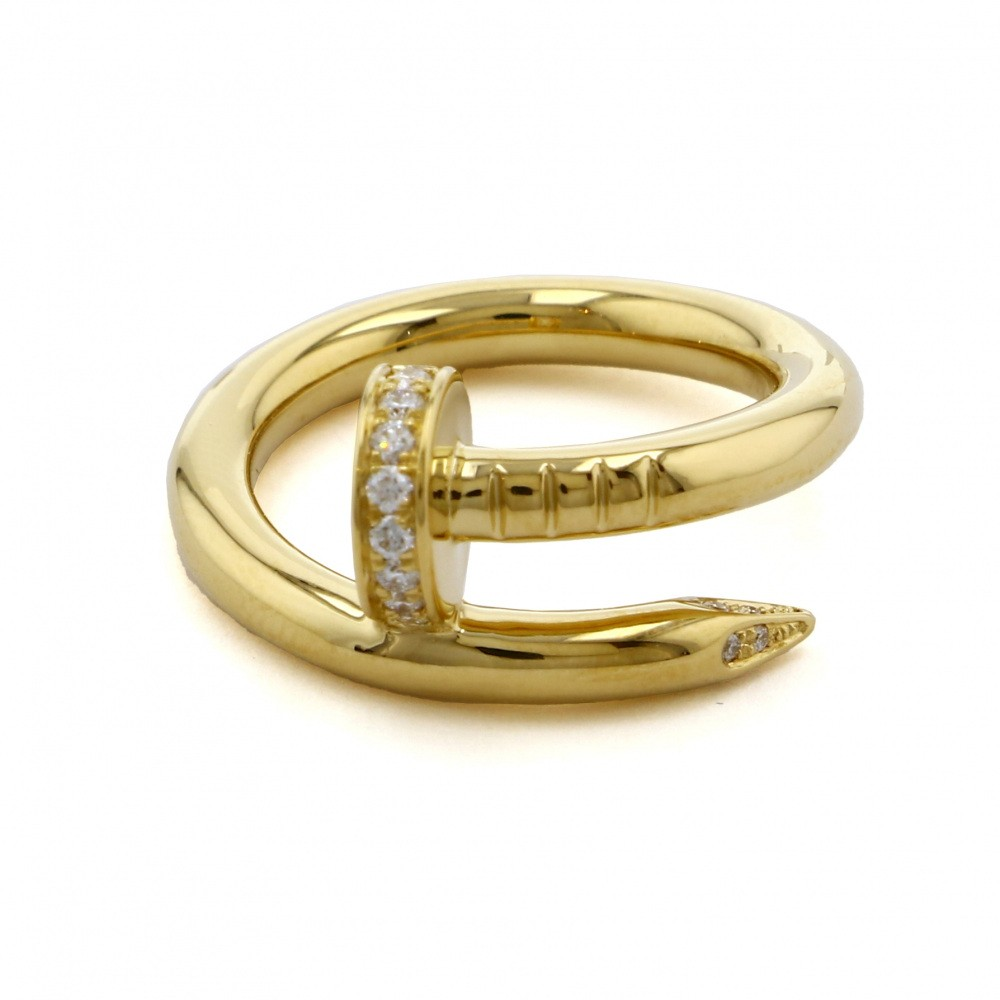 - jewelry Cartier(USED) ring 02