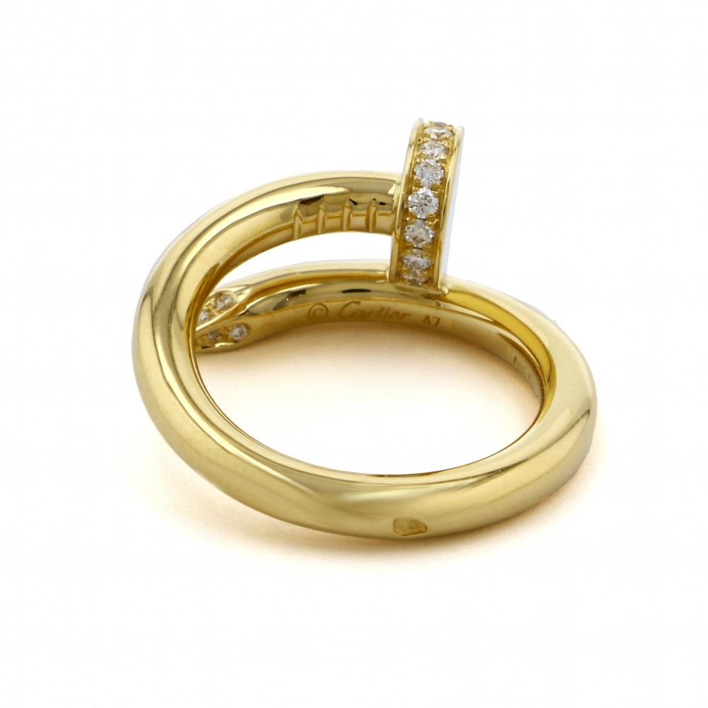 - jewelry Cartier(USED) ring 04
