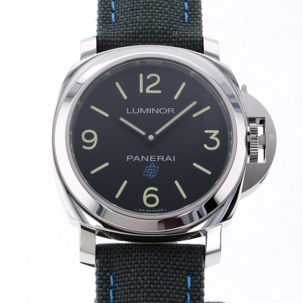 PANERAI PANERAI Luminor base logo 3 Days Acciaio PAM00774 New product Watch mens
