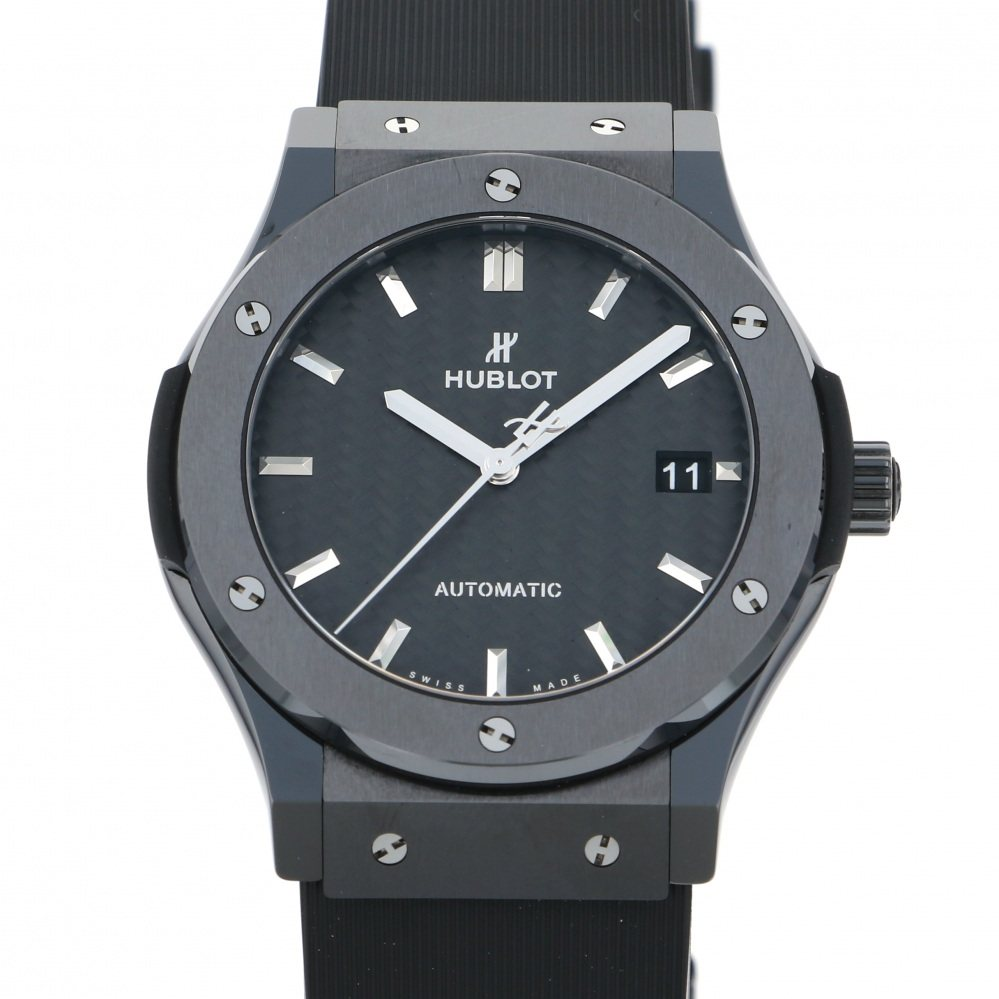 HUBLOT HUBLOT Classic fusion Black magic 511.CM.1771.RX USED Watch mens