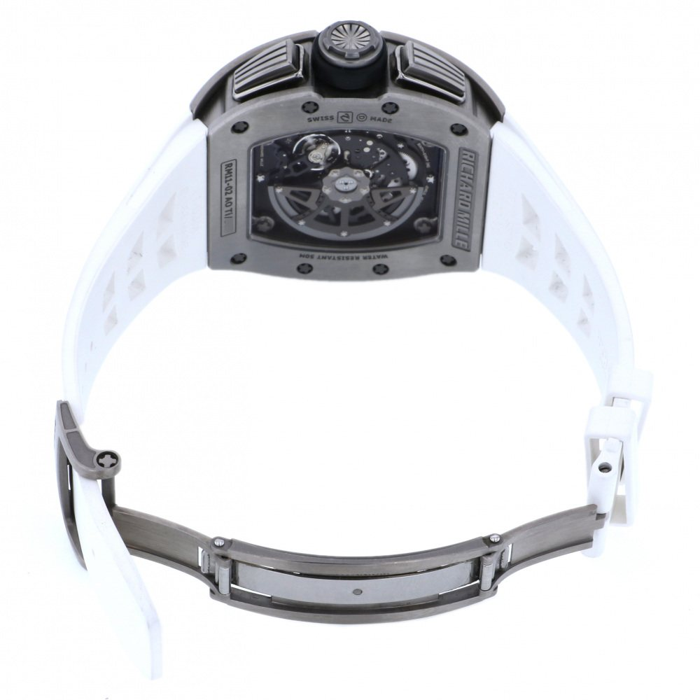 RM11-02 Watch Richard Mille(USED) Other 06
