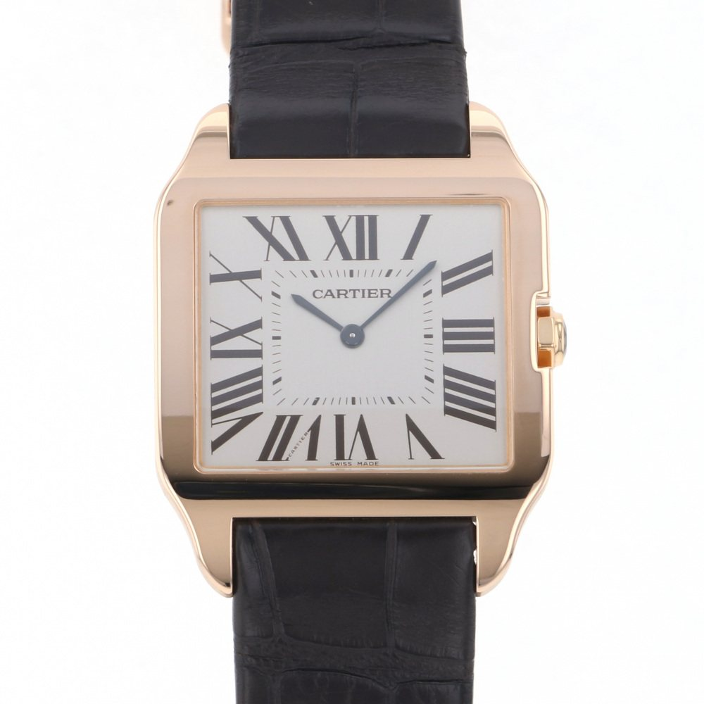 Cartier Cartier SANTOS Dumont LM W2006951 New product Watch mens