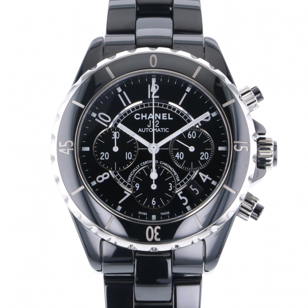 CHANEL CHANEL J12 Chronograph H0940 New product Watch mens