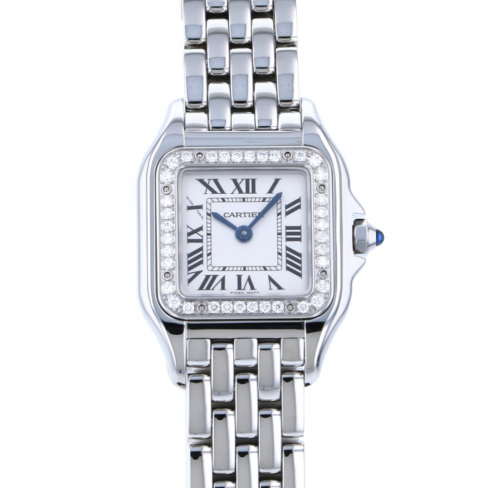 Cartier Cartier Panthere Do SM W4PN0007 Silver dial New product Watch Women