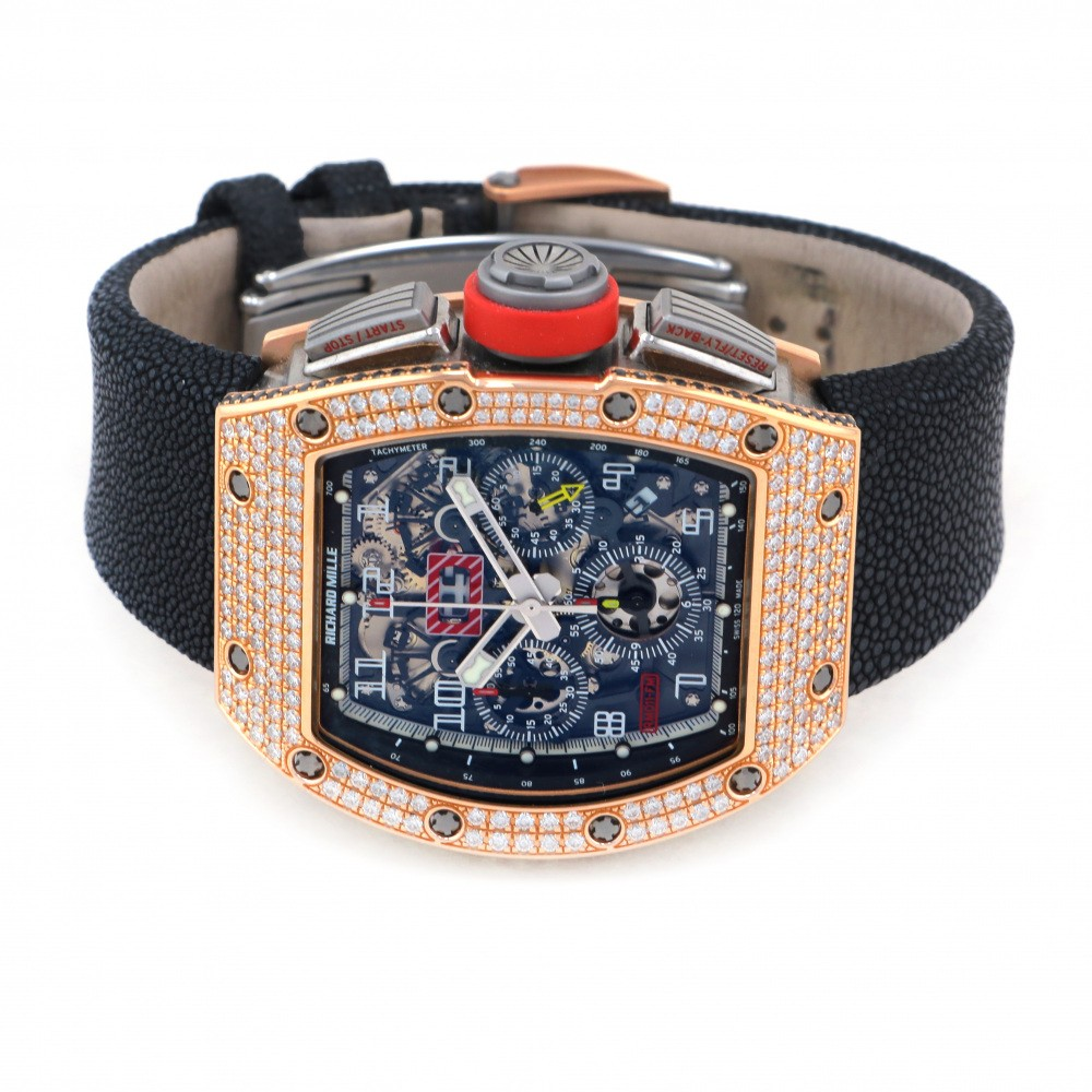 RM011AHRG Watch Richard Mille(USED) Other 02