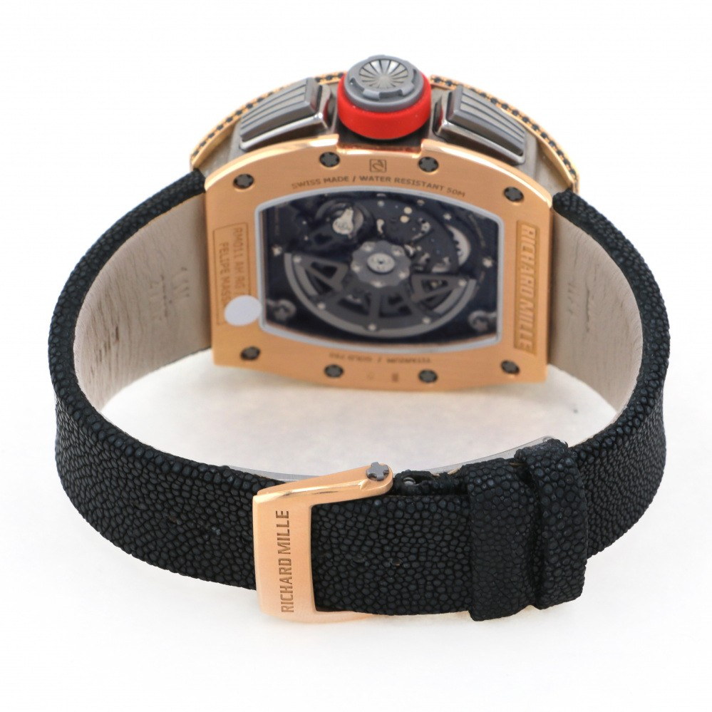 RM011AHRG Watch Richard Mille(USED) Other 05