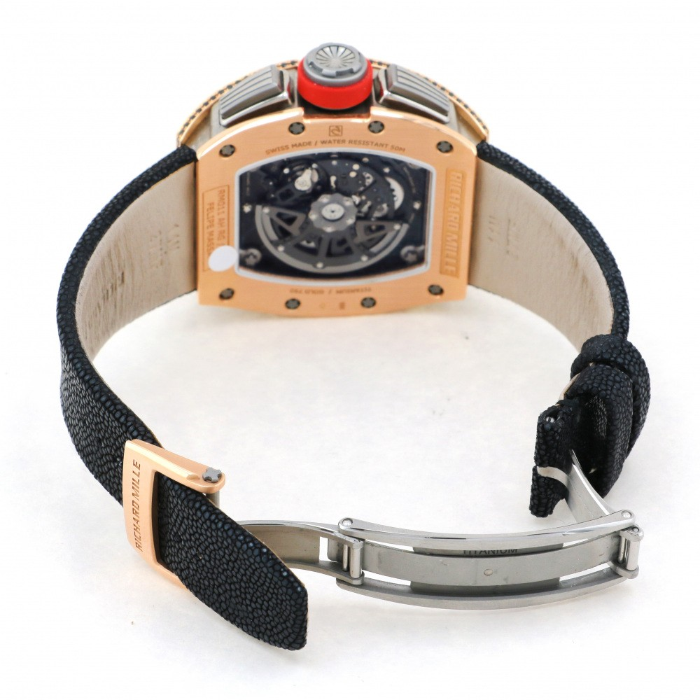 RM011AHRG Watch Richard Mille(USED) Other 06