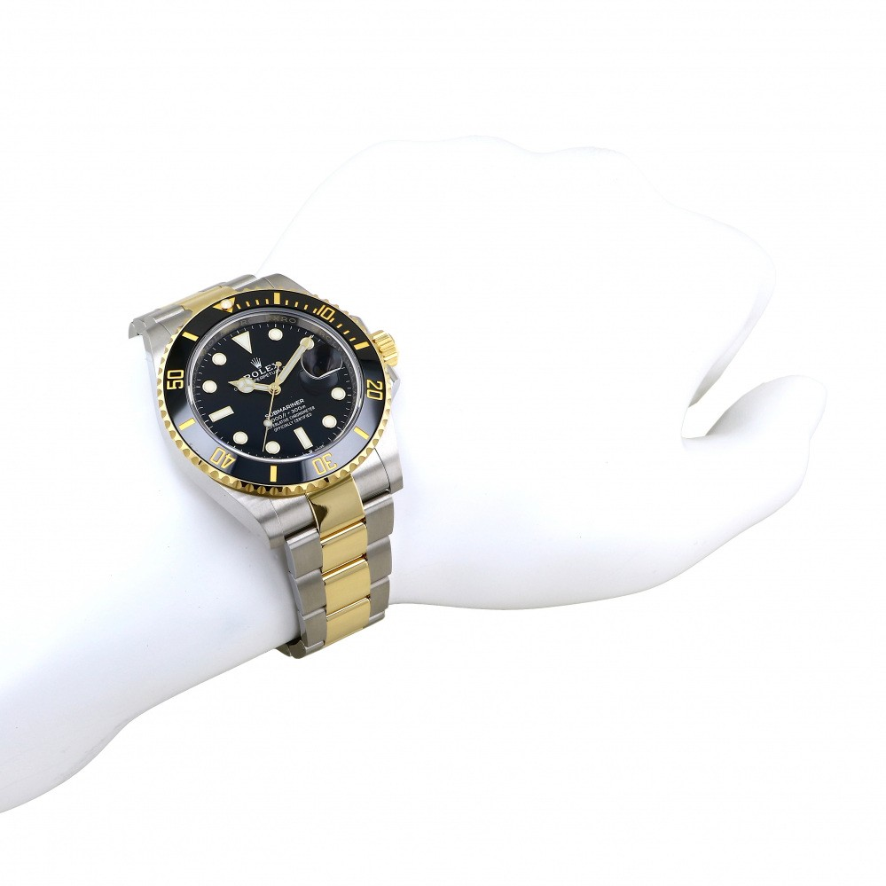 126613LN Watch Rolex(unused) Submarina 05