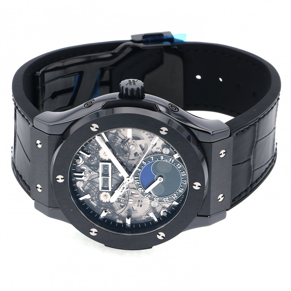 517.CX.0170.LR Watch HUBLOT(New product) Classic fusion 02