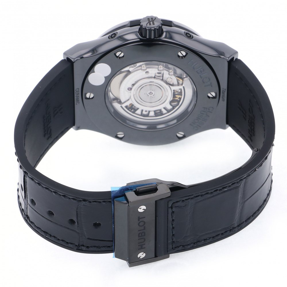 517.CX.0170.LR Watch HUBLOT(New product) Classic fusion 03