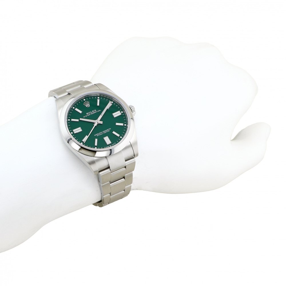 124300 Watch Rolex(New product) Oyster perpetual 05