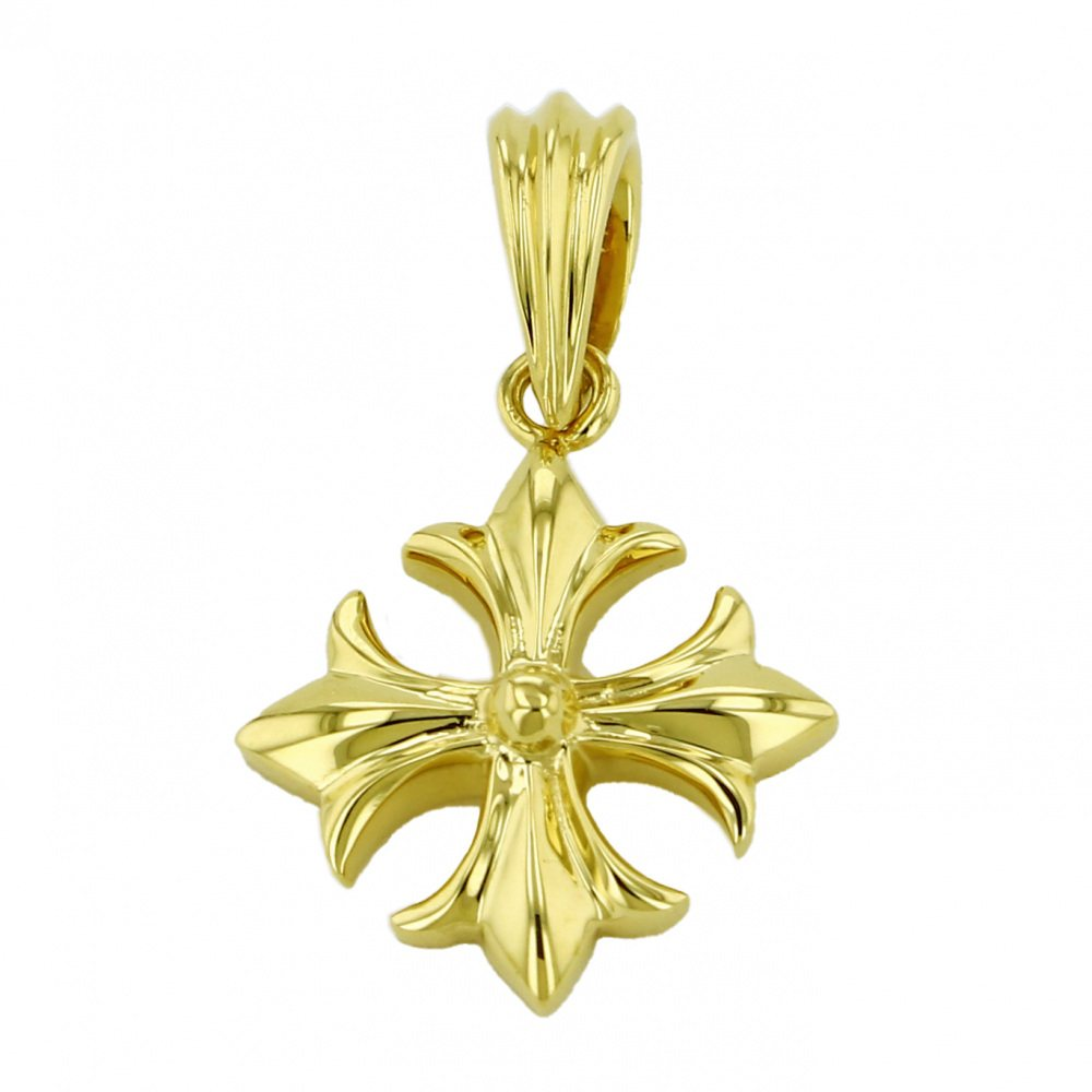 Regalia Necklace / pendant Yellow Gold Pendant Top YMR32YG New product jewelry