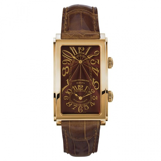 crow and nephews celebrity Cuervo y Sobrinos Prominente Dual time 1112-8tg