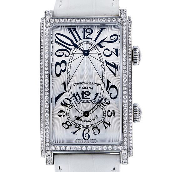 crow and nephews celebrity Cuervo y Sobrinos Prominente Dual time 1112-1ag-sp