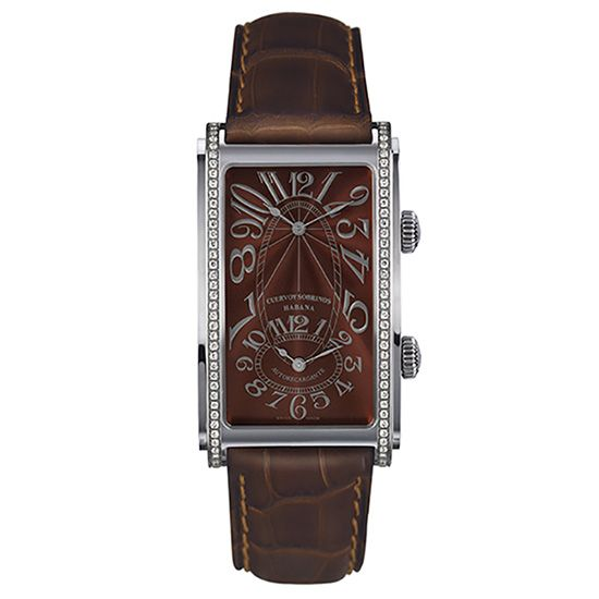 crow and nephews celebrity Cuervo y Sobrinos Prominente Dual time 1112-1tg-s1