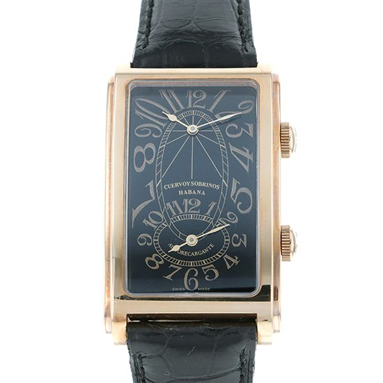 crow and nephews celebrity Cuervo y Sobrinos Prominente Dual time 1112-8ng