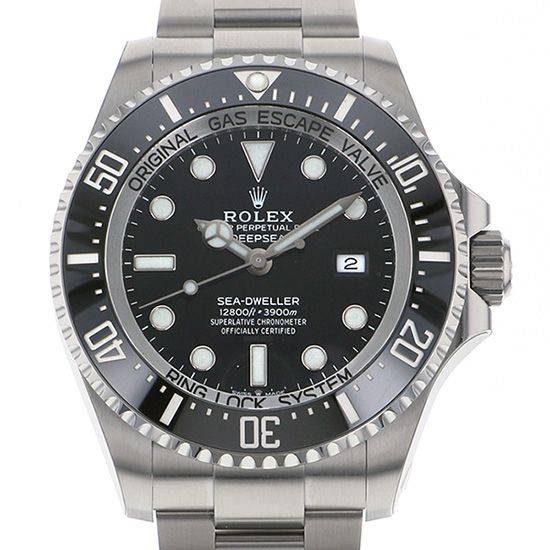 quality design d5c5d 555ab 126660 (新品) ロレックス シードゥエラー | 腕時計の通販 ...