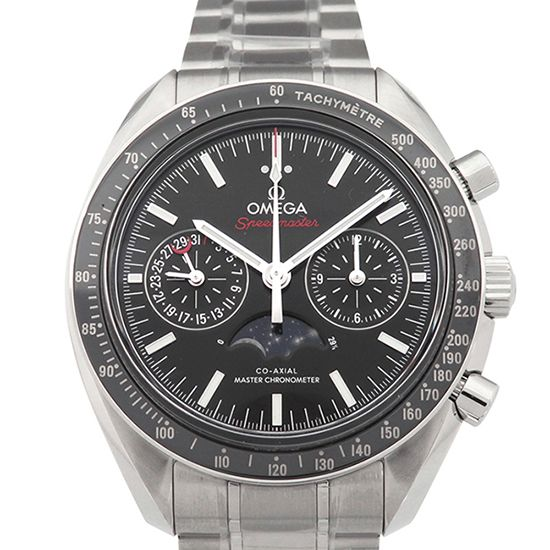 欧米茄Speedmaster Moon Phase Co-Axial Master Chronometer