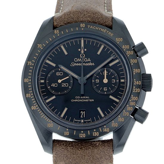 Speedmaster moon watch vintage black