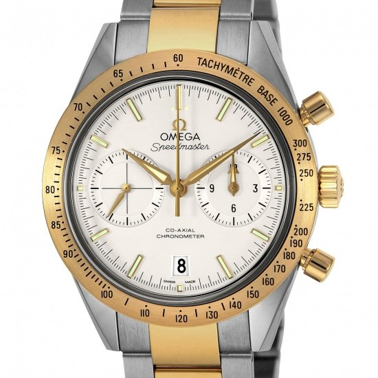 omega speedmaster OMEGA Speedmaster '57 Coaxial Chronograph [Web limited bargain] 331.20.42.51.02.001