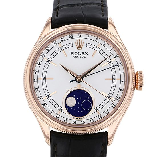 rolex cellini ロレックス チェリーニ ムーンフェイズ 50535