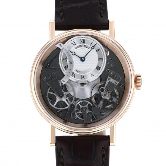breguet other Breguet Tradition Retrograde 7097br/g1/9wu