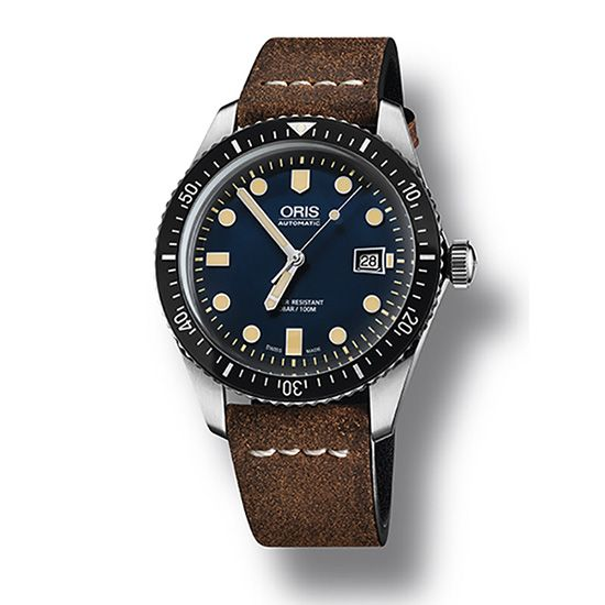 mouth various Oris Divers 65 733 7720 4055f