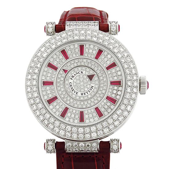 franckmuller other FRANCK MULLER Double mystery diamond dm42 d 2r cd