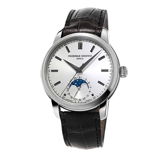 frederiqueconstant manufacture フレデリック・コンスタント マニュファクチュール クラシック ムーンフェイズ fc-715s4h6