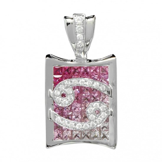 horoscope necklace_pendant h0622pk