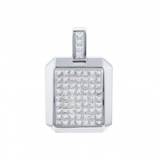 horoscope necklace_pendant horoscope Necklace / pendant Constellation pen head [Virgo] diamond L size [regular article] h0823.12.9.5