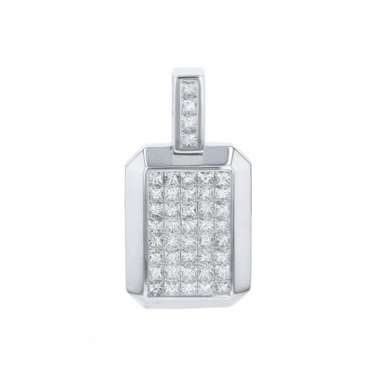 horoscope necklace_pendant horoscope Necklace / pendant Constellation pen head [Virgo] diamond M size [regular article] h0823.12.9.5