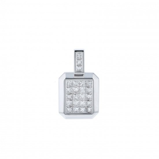 horoscope necklace_pendant horoscope Necklace / pendant Constellation pen head [Virgo] diamond Small size [regular article] h0823.12.9.5