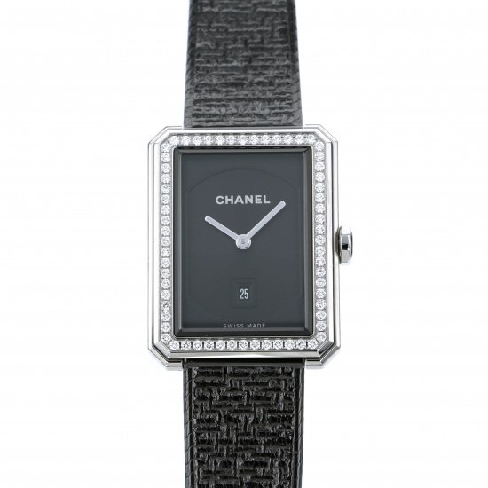 chanel boyfriend CHANEL boy friend tweed h5318