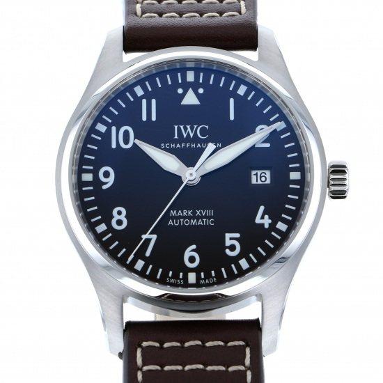 IWC パイロットウォッチ マーク XVIII アントワーヌ・ド・サンテグジュペリ IW327003