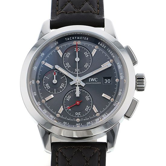 iwc engineer IWC Ingenieur Chronograph Rudolf Karaziola Limited to 750 books iw380702