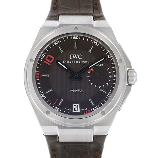iwc engineer IWC Ingenieur big Ingenieur 7 Days Zinedine Zidane 500 books in the world iw500508