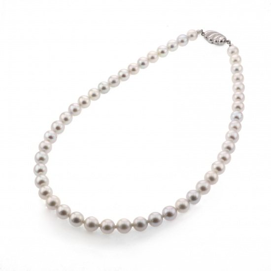 pearl necklace Pearl necklace Natural pearl necklace -
